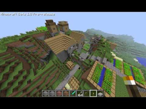 Best Minecraft 1.8 seed