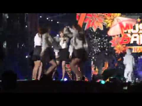 Run to you - All Ending - Music Bank in Ha Noi 28/3/2015