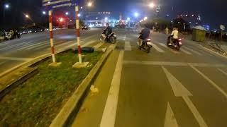 Màn Thông chốt suất sắc cho anh biker motovlogs