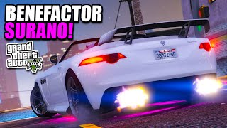 GTA 5 Hidden Gems #2 - Benefactor Surano/F-Type - Having One Of Those Days!