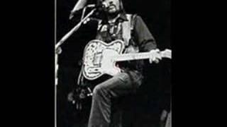 Watch Waylon Jennings I Got The Train Sittin Waitin video