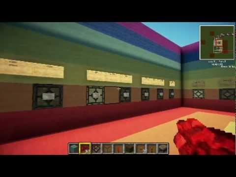 minecraft เกม xo 2.1