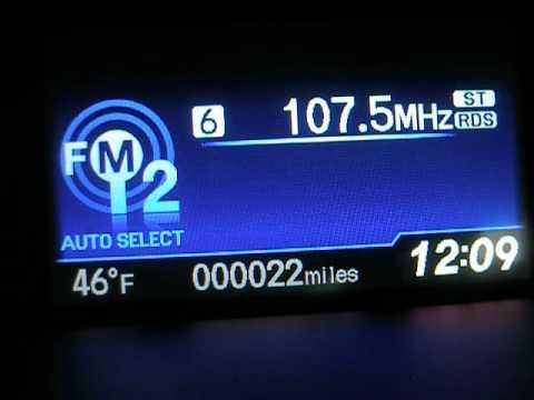 2012 Honda Civic Features Presentation