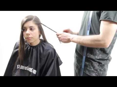 Donate hair for kids with cancer (Δωρεά μαλλιών σε παιδιά με καρκίνο)
