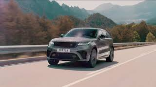 Range Rover Velar SVAutobiography Dynamic Edition –  Power and Refinement