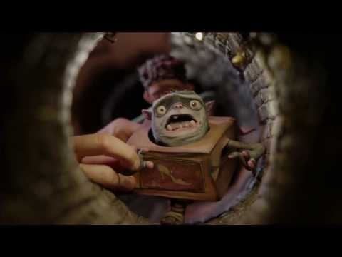 The Box Trolls (Official Trailer)