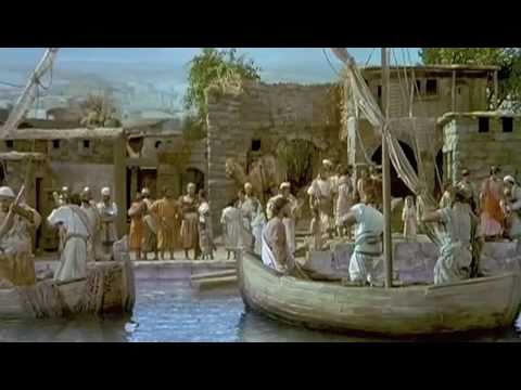 Jesus Calls The Fishermen YouTube