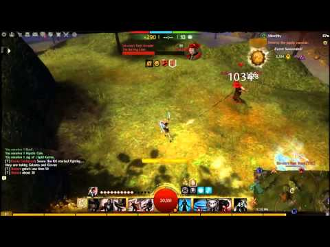 Guild Wars 2 Thief (Ez As Cake) - 3 - More Pistols & Daggers