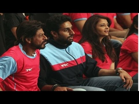 Bachchans, Aamir, Srk, Sachin Tendulkar Attend Inaugural Match Of Pro Kabbadi League video