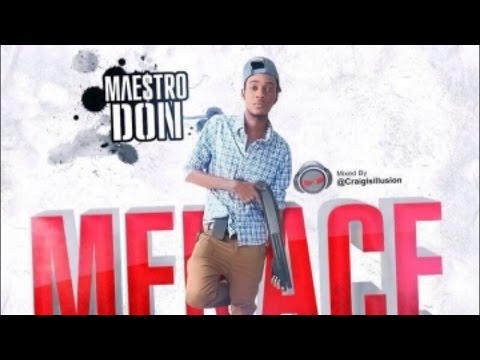 Maestro Don X Illusion - Menace To Society (mixtape) 2014 video