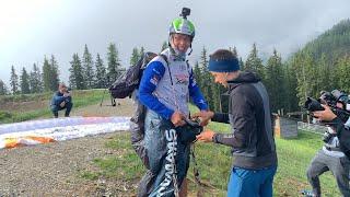 RedBull X-Alps 2019 Day 2 mit Markus Anders