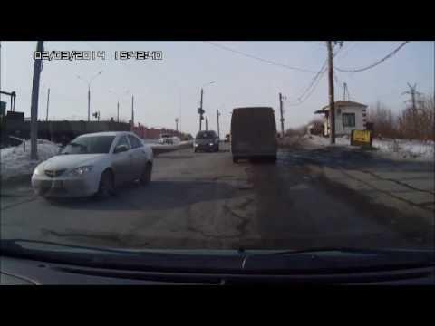 ДТП Челябинск Чурилово
