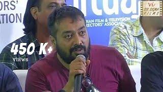 Anurag Kashyap Blasts Pahlaj Nihalani | Uncensored Video | Six Sigma Films