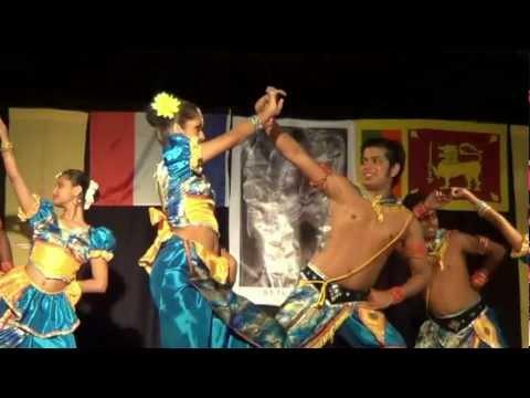 sri lanka youth dance, nana vile