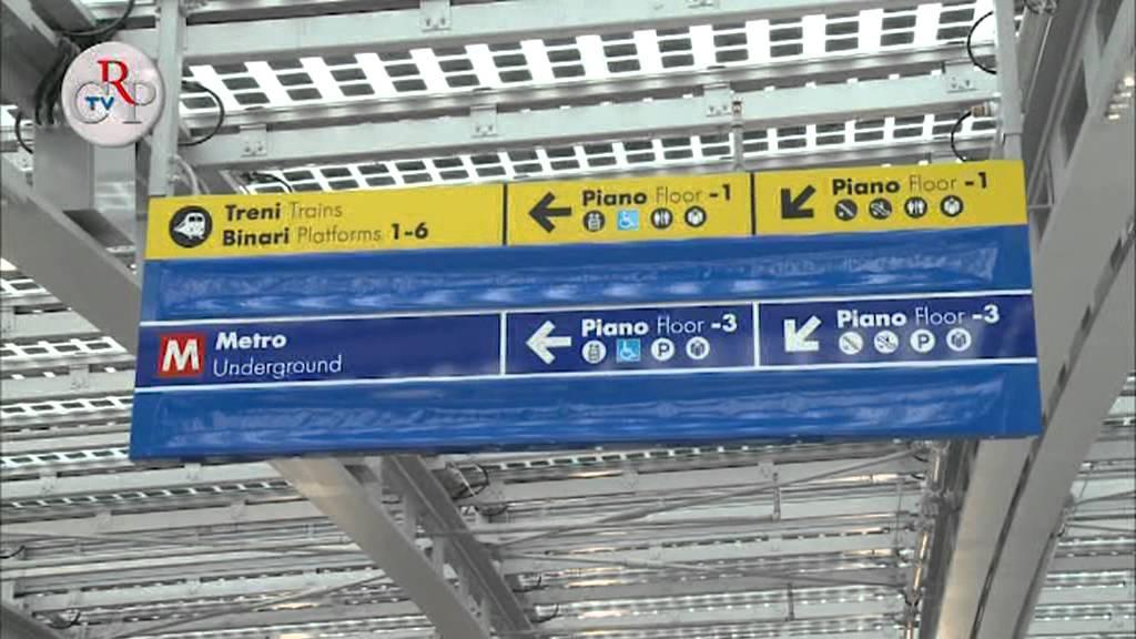 Inaugurazione stazione porta susa youtube - Treni porta susa ...