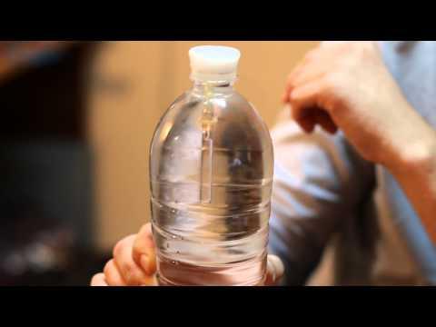 Картезианский водолаз как его сделать