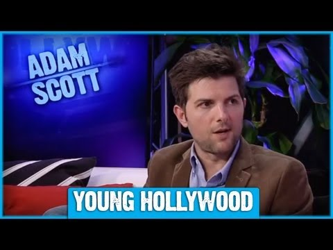 How to Be Funny According to Adam Scott