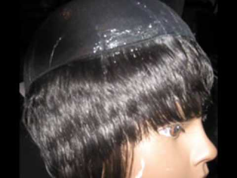 Quick Weave 27 Pieces Pixie Hair Style. Thanks for watching my video.