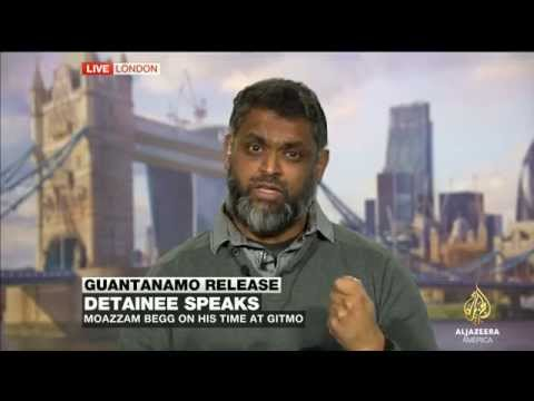 Moazzam Begg on his time at Guantanamo -  part one (Al Jazeera)