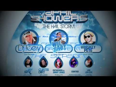 APRIL SHOWERS  PROMO VIDEO - APRIL 29, 2011 ALBUQUERQUE NEW MEXICO