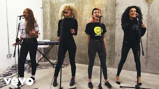 Neon Jungle - Braveheart (Live Performance)