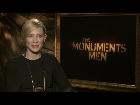 Cate Blanchett 'very chuffed' with Oscars favouritism