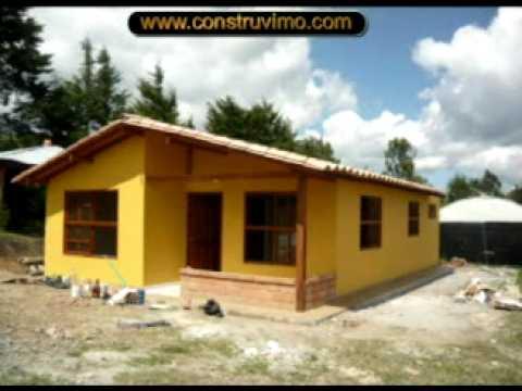 Como se construye una casa con panel estructural youtube - Como se construye una casa ...