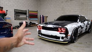 I REGRET NOT DOING THIS TO MY HELLCAT REDEYE SOONER! *GAME CHANGER*
