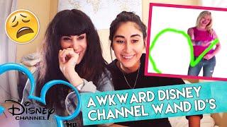 AWKWARD DISNEY CHANNEL WAND ID's! (REACTION) Hilary Duff / Raven + more!