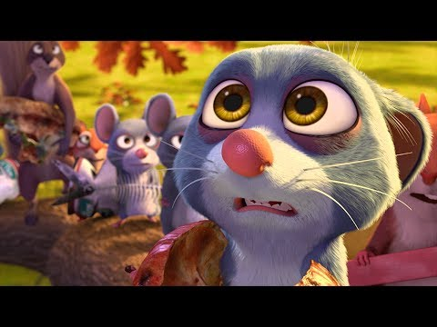 The Nut Job Story and Voice Featurette