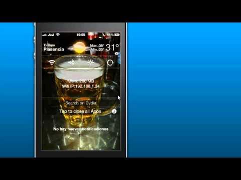 Mejores tweaks cydia Volumen 9. Iphone / Ipod / Ipad IOs