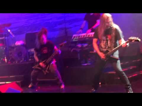 Cildren of Bodom Live Mexico 2014