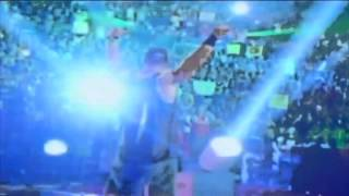 wwe john cena entrée wrestlemania 27 (audio latino)