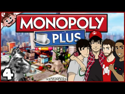 Worse Than Hitler (Monopoly Plus: Part 4 w/ The Derp Crew)