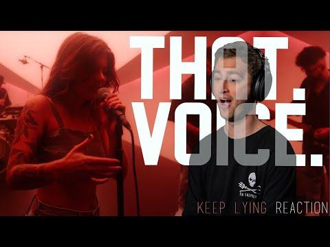 "Donna Missal - ""Keep Lying"" REACTION (Live) | Vevo DSCVR // Aussie Rock Bass Player Reacts"