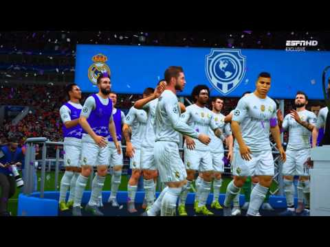 FIFA 16 UEFA CHAMPIONS LEAGUE LICENCED