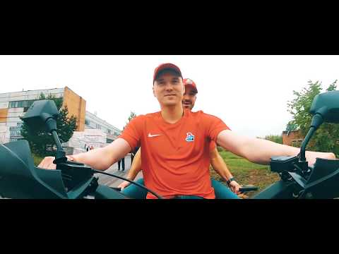 ХК «Локомотив» и «Русская Механика» разыграют квадроцикл среди наших болельщиков!