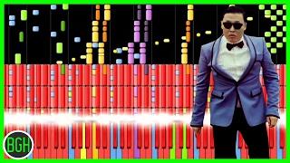"""download lagu Impossible Remix - Psy """"gentleman"""" gratis"""