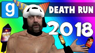 Gmod Death Run Funny Moments - 2018 Sports Bar Celebration! (Garry's Mod)