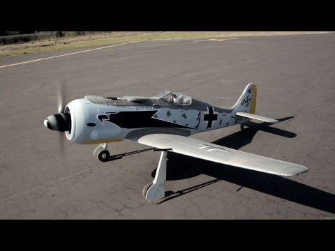 Dynam Focke Wulf RC Plane