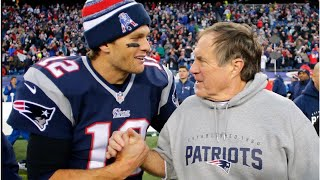Bill Belichick discusses relationship with Tom Brady
