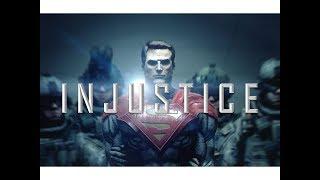 INJUSTICE Movie Trailer