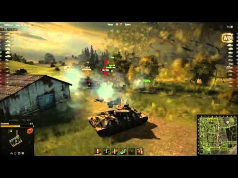 World of Tanks. Обновление 0.7.4
