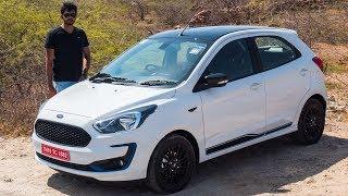 Ford Figo Diesel - Pocket Rocket Hatch | Faisal Khan