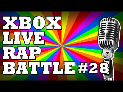 EPIC RAP BATTLES OF XBOX LIVE 28! NobodyEpic vs BigDaddy27! (Call of Duty Funny Moments)
