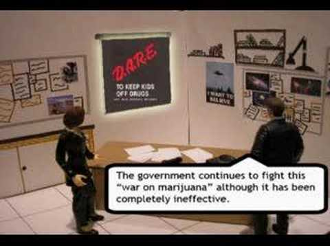 The MJ Files X Files Marijuana Truth Facts Video NOFX Sdtrk
