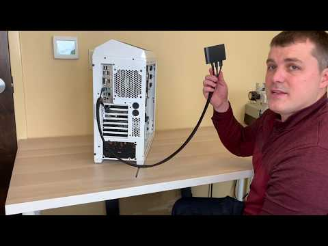 SATA to 12VDC Power Cable Installation Guide