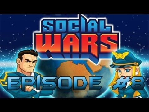 Social Wars - Episode #8 (Bidding on units)