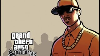 GTA San Andreas all cutscenes HD GAME