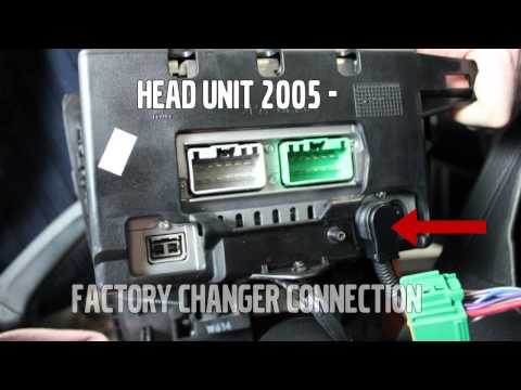ipd Volvo GROM Installation Video S80 / S60 / V70 / XC70 #120898 and #120899